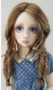 NELLY Wig #332 (MGC)